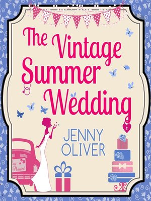 cover image of The Vintage Summer Wedding