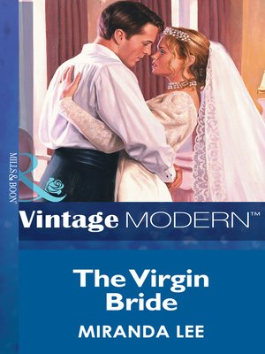 cover image of The Virgin Bride