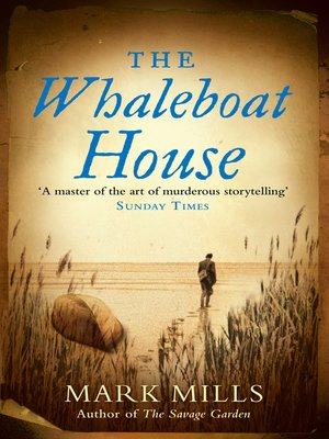 cover image of The Whaleboat House