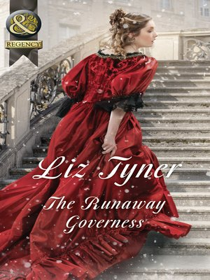 cover image of The Runaway Governess