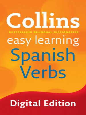 cover image of Collins Easy Learning Spanish Verbs