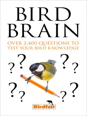 cover image of Bird Brain