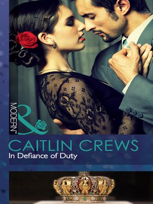 cover image of In Defiance of Duty