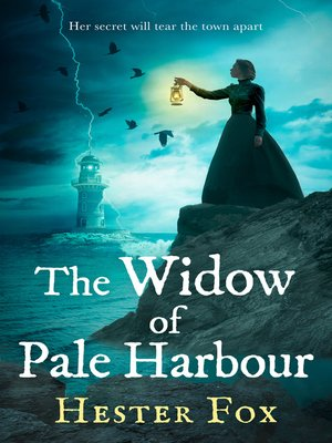 cover image of The Widow of Pale Harbour