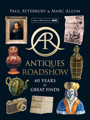 cover image of Antiques Roadshow