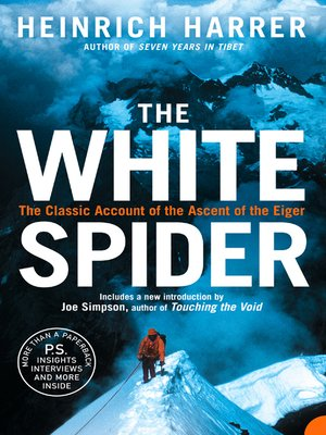 cover image of The White Spider