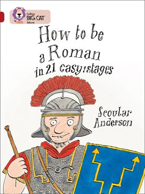 cover image of How to be a Roman
