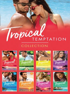 cover image of Tropical Temptation Collection