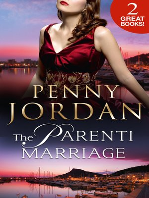 cover image of The Parenti Marriage
