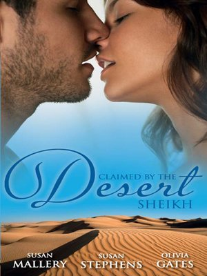 cover image of Claimed by the Desert Sheikh