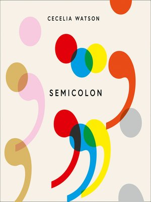 cover image of Semicolon