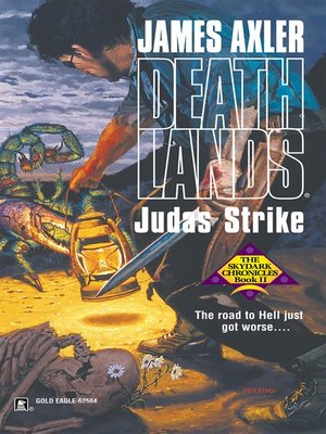 cover image of Judas Strike