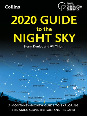 cover image of 2020 Guide to the Night Sky