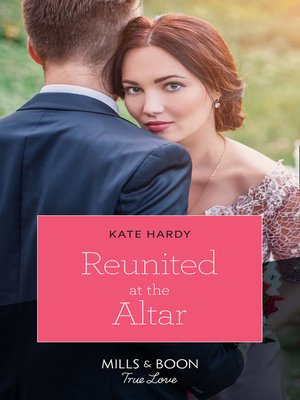 cover image of Reunited At the Altar