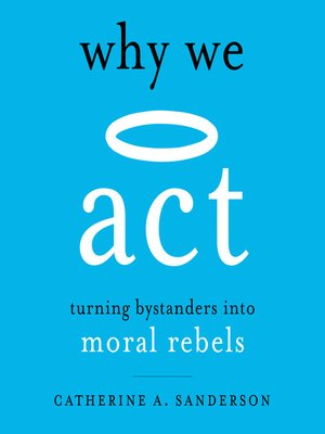 cover image of Why We Act