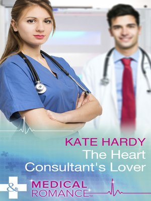 cover image of The Heart Consultant's Lover