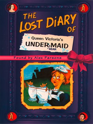 cover image of The Lost Diary of Queen Victoria's Undermaid