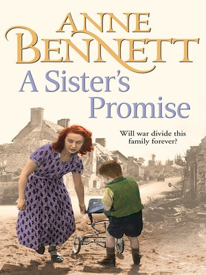 cover image of A Sister's Promise