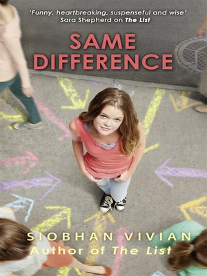 cover image of Same Difference