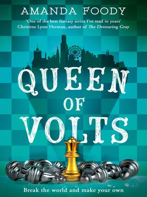 cover image of Queen of Volts