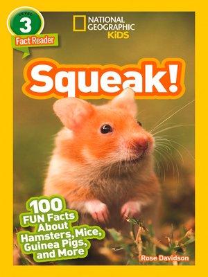 cover image of Squeak!