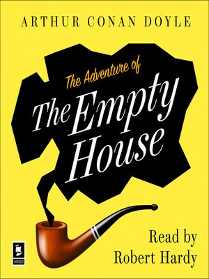 cover image of The Adventure of the Empty House (Argo Classics)