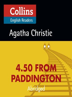 cover image of 4.50 From Paddington