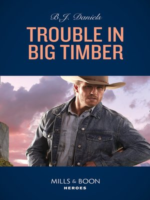 cover image of Trouble In Big Timber