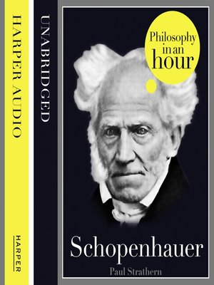 cover image of Schopenhauer