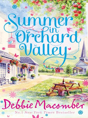 cover image of Summer in Orchard Valley
