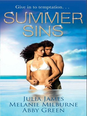 cover image of Summer Sins