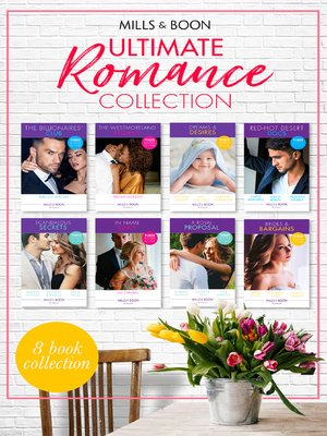 cover image of Ultimate Romance Collection