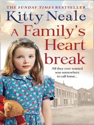 cover image of A Family's Heartbreak