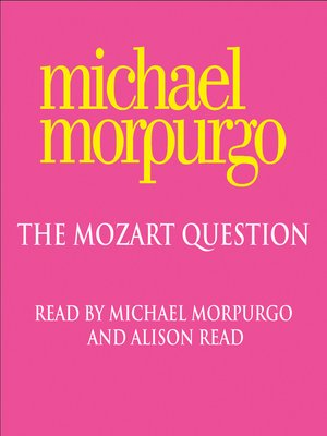 cover image of The Mozart Question