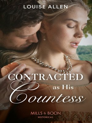 cover image of Contracted As His Countess