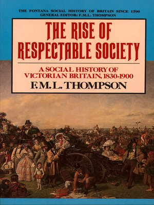 cover image of The Rise of Respectable Society