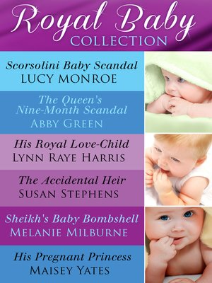 cover image of Royal Baby Collection