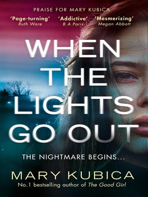 cover image of When the Lights Go Out