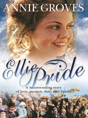 cover image of Ellie Pride