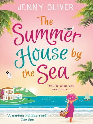 cover image of The Summerhouse by the Sea