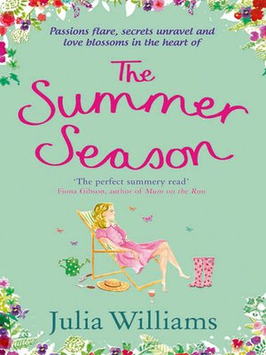 cover image of The Summer Season