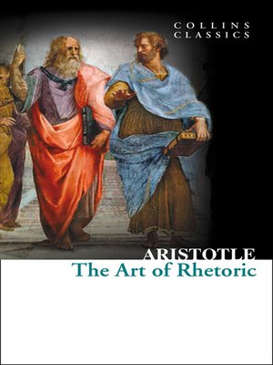 cover image of The Art of Rhetoric