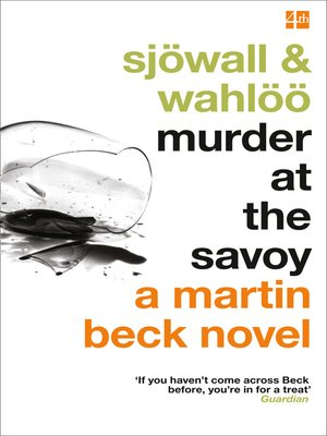 cover image of Murder at the Savoy