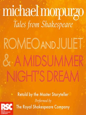cover image of Romeo and Juliet and a Midsummer Night's Dream