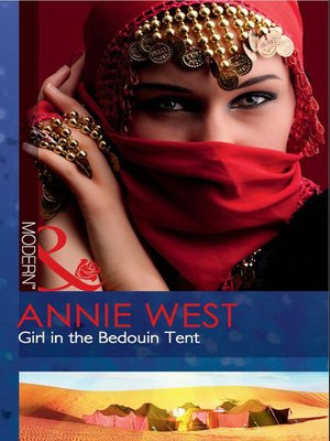 cover image of Girl in the Bedouin Tent