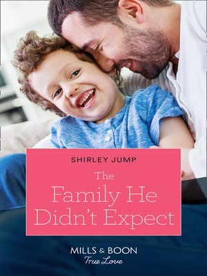 cover image of The Family He Didn't Expect