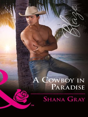 cover image of A Cowboy In Paradise