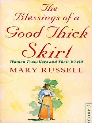 cover image of The Blessings of a Good Thick Skirt