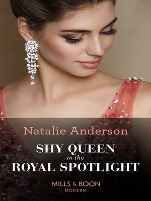 cover image of Shy Queen In the Royal Spotlight