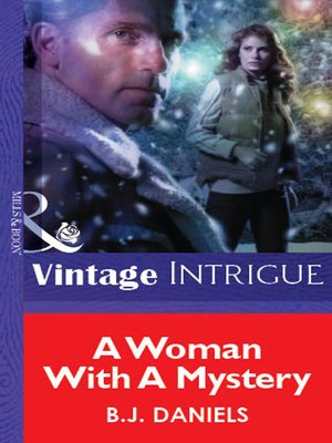 cover image of A Woman With a Mystery